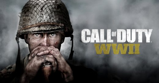 Call of Duty WWII banner