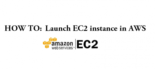 How to launch ec2 instance in AWS banner