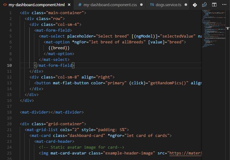 my-dashboard.component.html - final