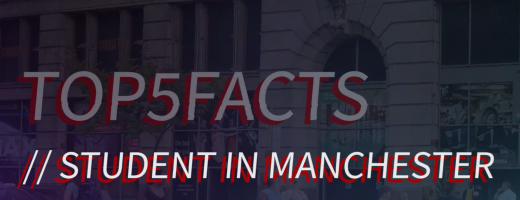 TOP5Facts - Student In Manchester