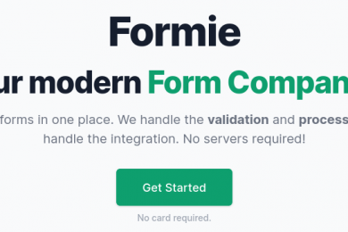 Formie.io - Your modern Form Companion